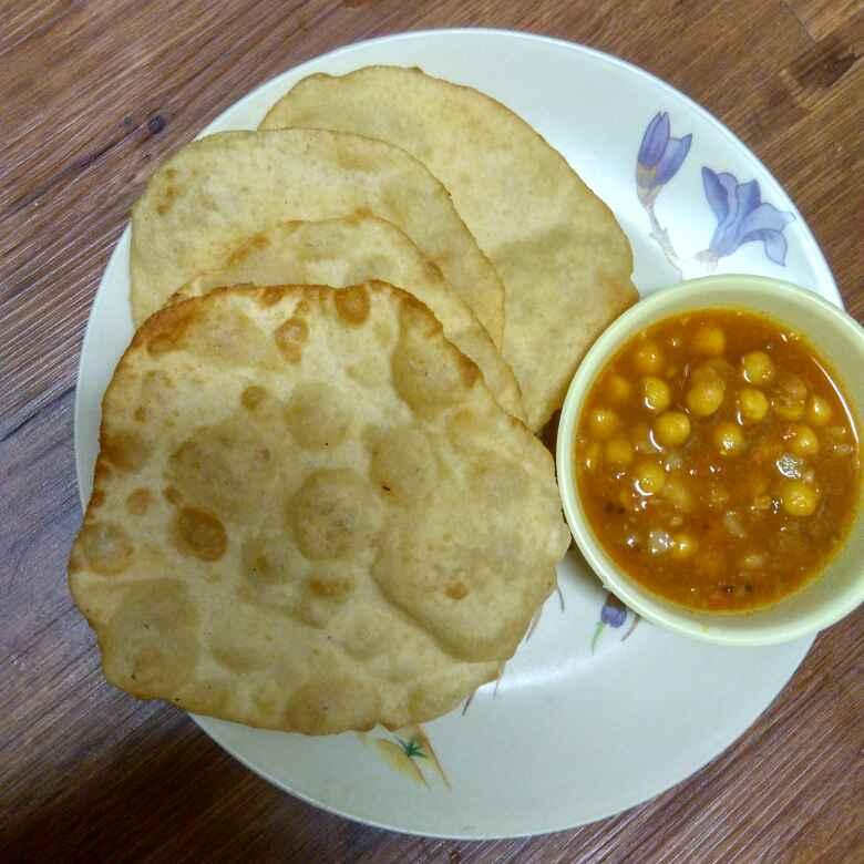 Photo of Punjabi chole bhature by Namita Gupta at BetterButter