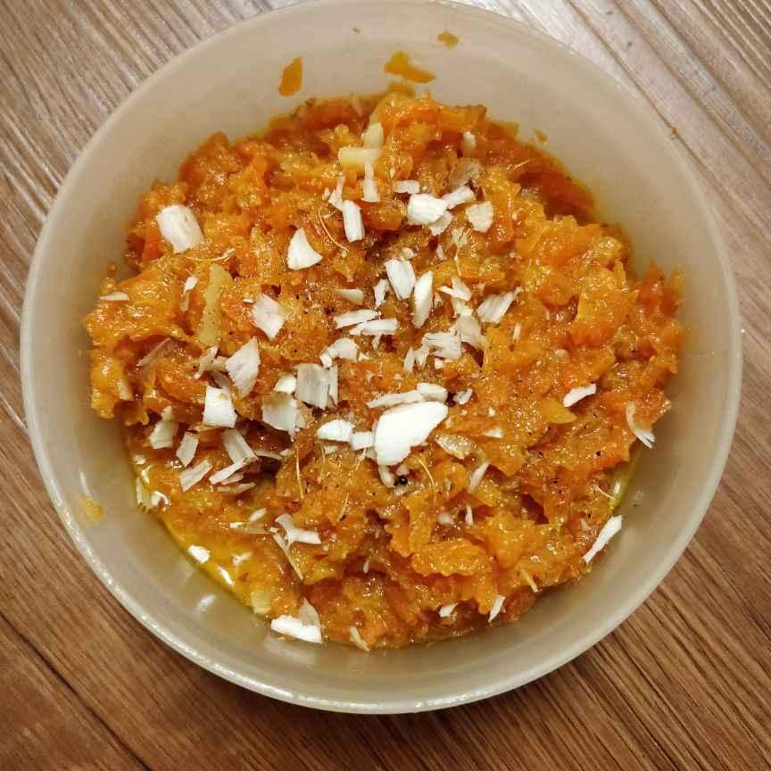 How to make Carrot dessert ( gajar ka halwa) in cooker