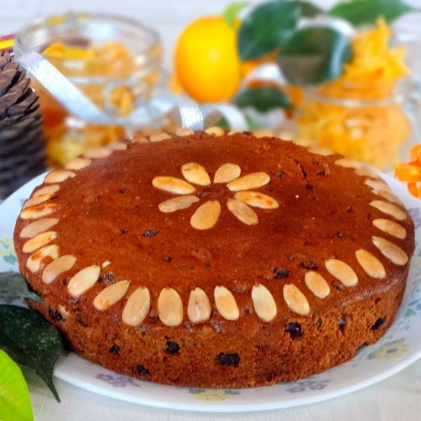 Photo of Simple Christmas Cake by Namita Tiwari at BetterButter