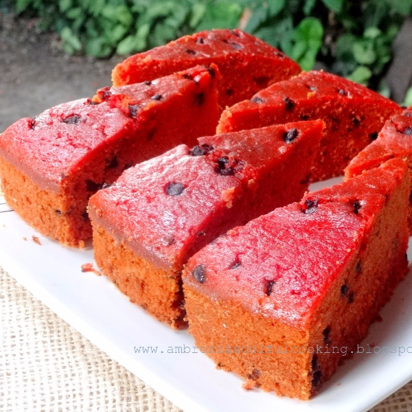 How to make Beet Chocolate Cake (Wholegrain and Butter free)