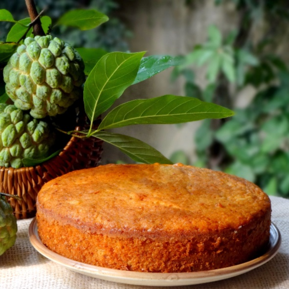 How to make Sugar Apple Cake