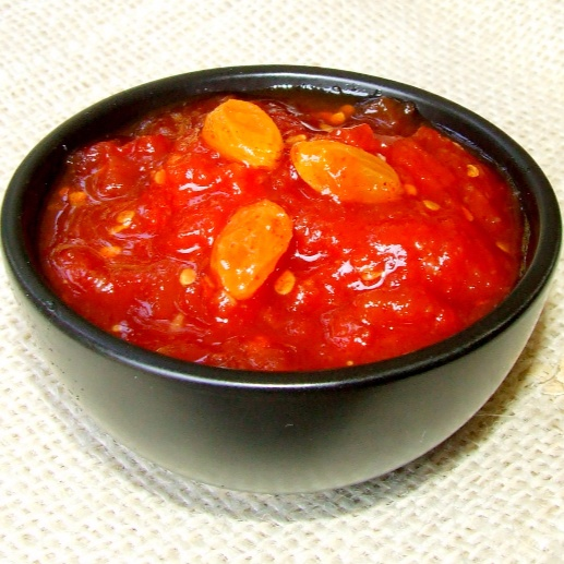 How to make Sweet Tomato Chutney