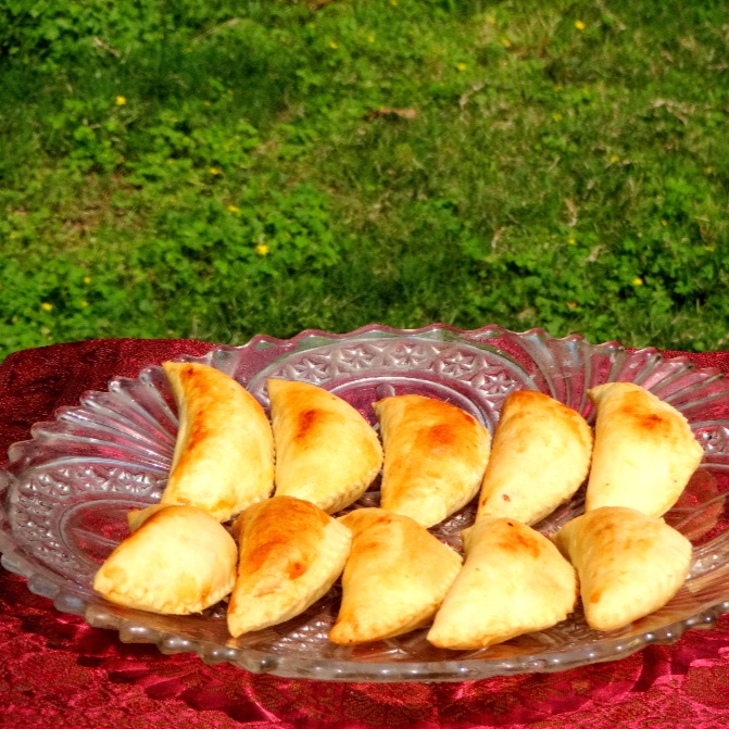 How to make Low Fat Baked Gujiya