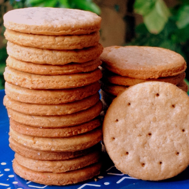 How to make English Digestive Biscuits