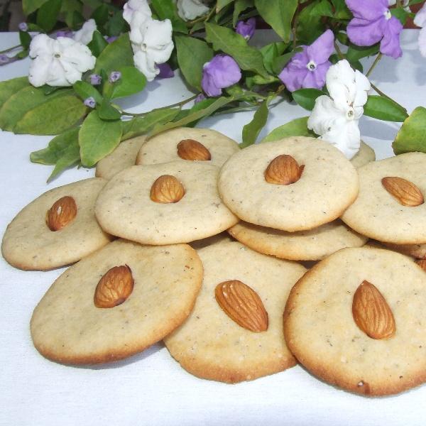 Photo of Atta Cardamom Cookies by Namita Tiwari at BetterButter