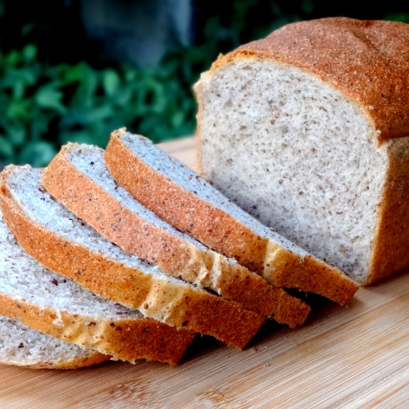 How to make Flax Sandwich Bread