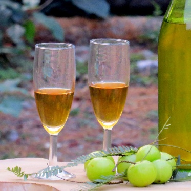 How to make Amla Wine | Indian Gooseberry Wine