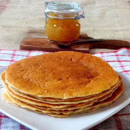 How to make Wholegrain Yeast Pancakes