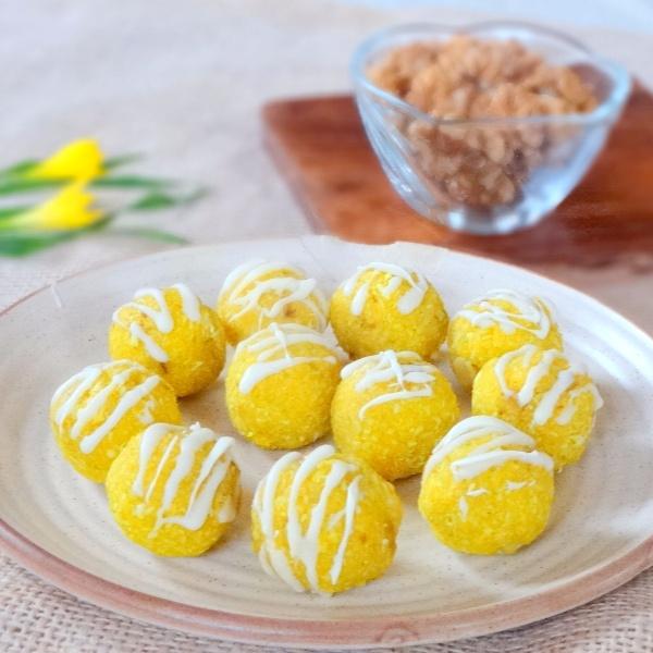 How to make Golden Truffles