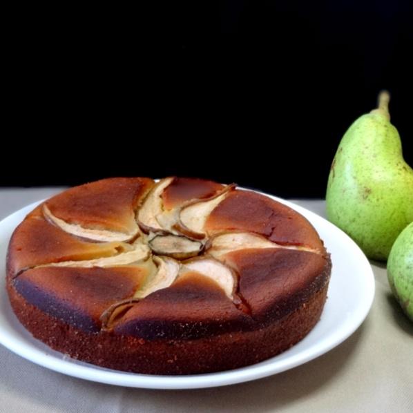How to make Honey Pear Cake