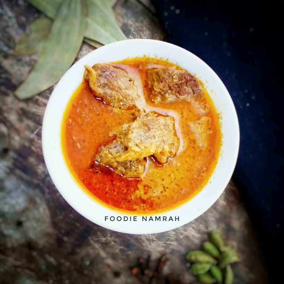 How to make Kashmiri Rogan josh