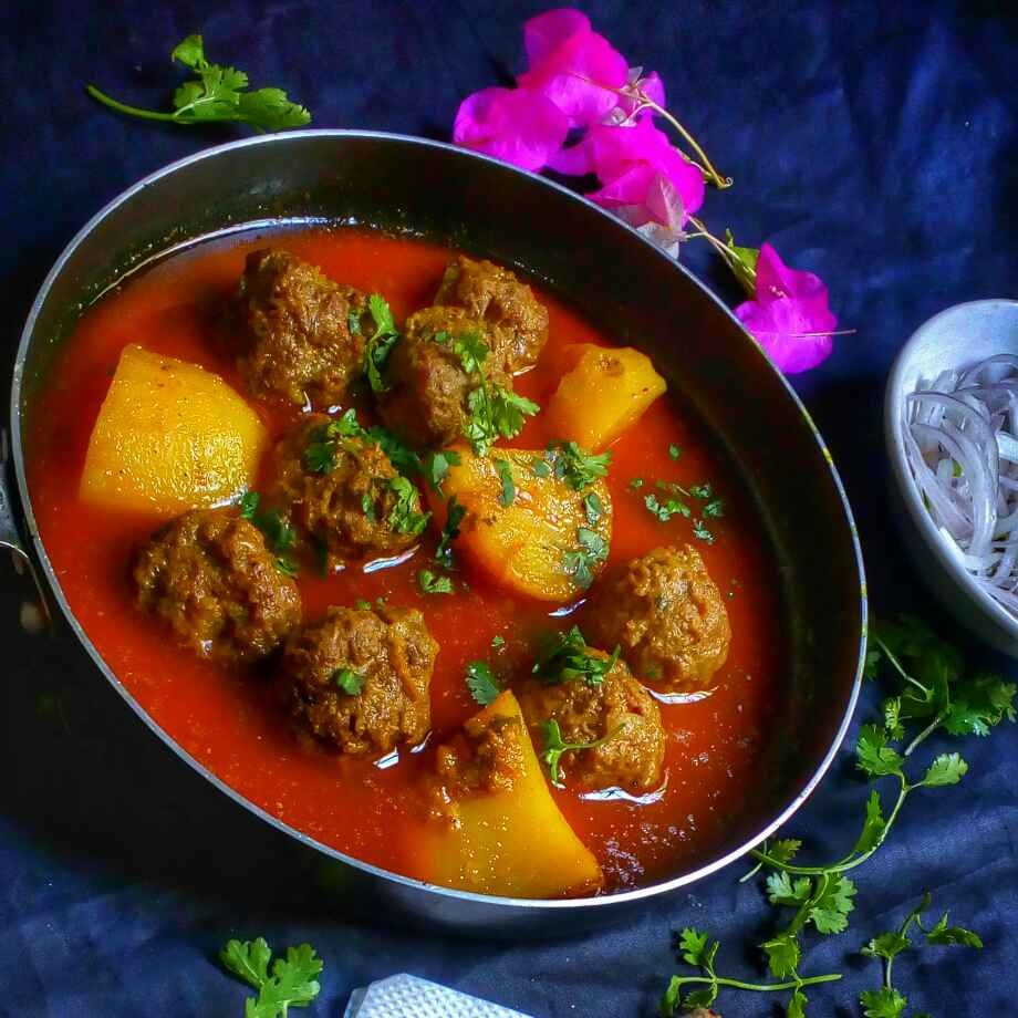 How to make Kahmiri Gushtaba