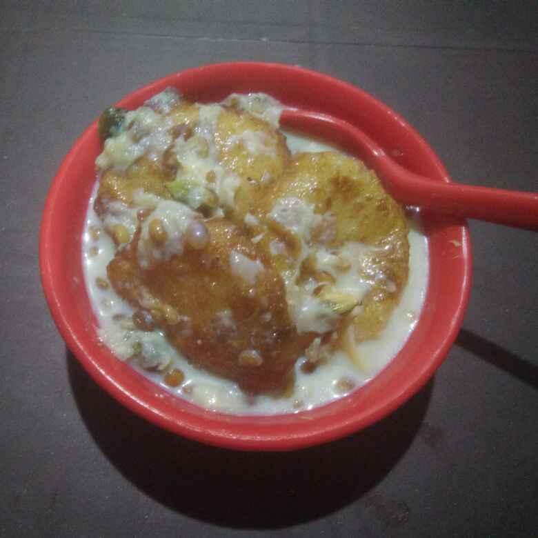 How to make dudha bara