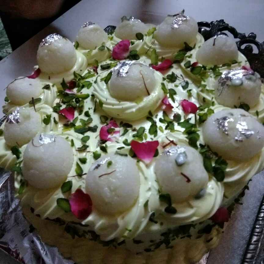 Photo of Rasmalai cake by Nandini Maheshwari at BetterButter
