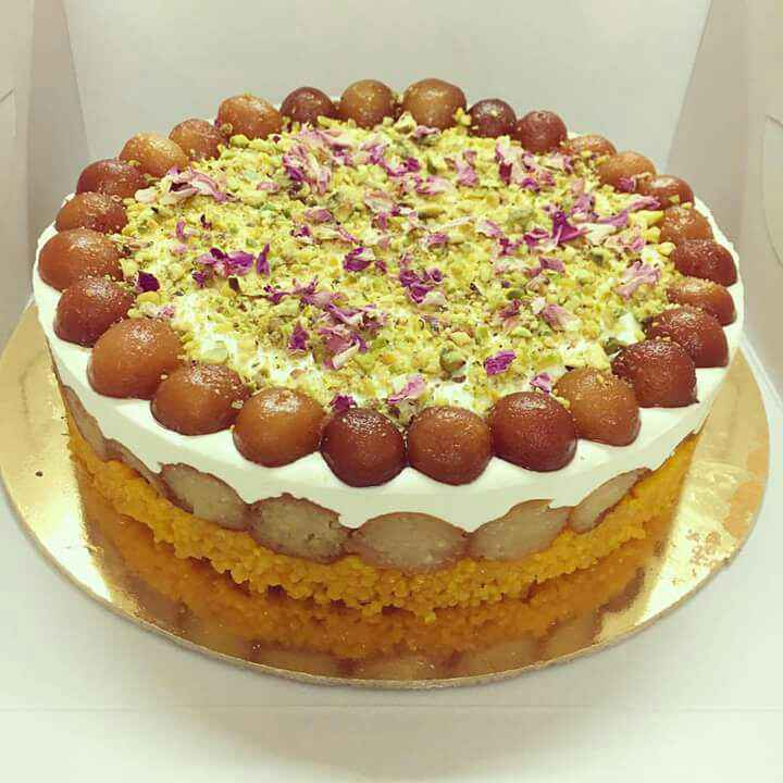 How to make Sweet cake