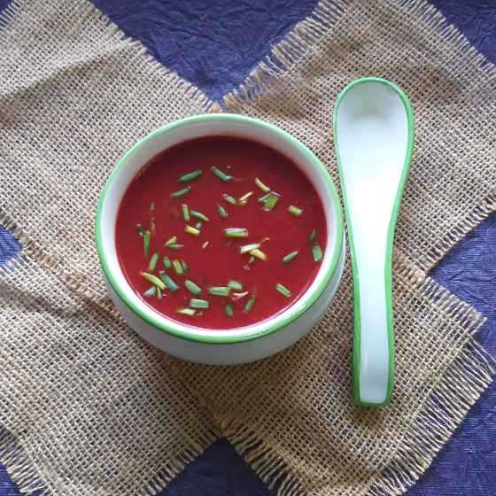 How to make Healthy tomato soup