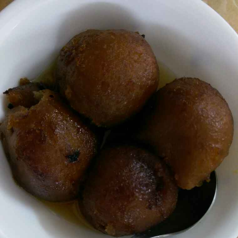 How to make Sweet potato gulab jamun