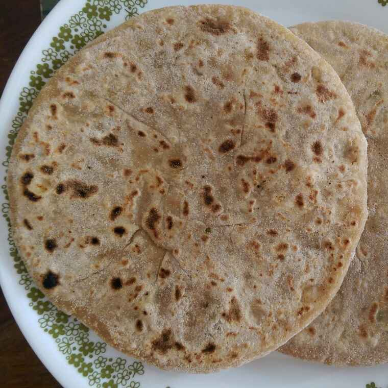 How to make Sattu Paratha