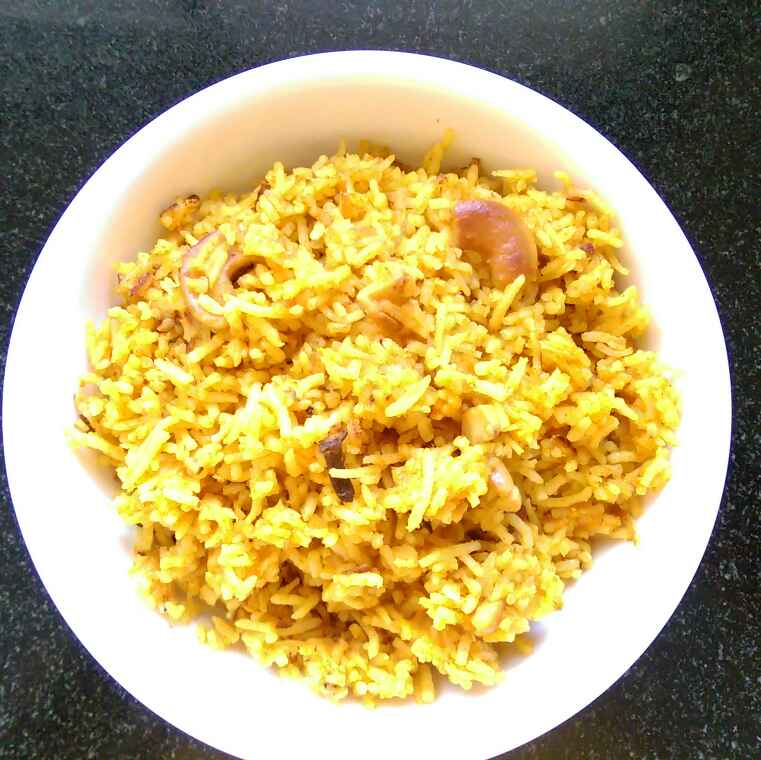 Photo of Carrot rice by Nandini Mitra at BetterButter