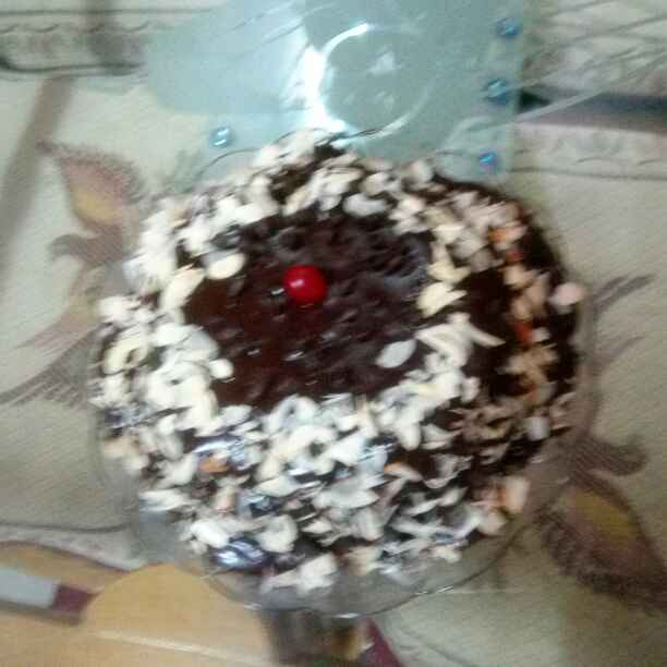 How to make No bake Chocolate Mountain