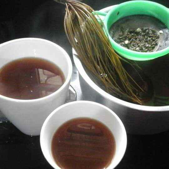 How to make Pine and Lemon Tea