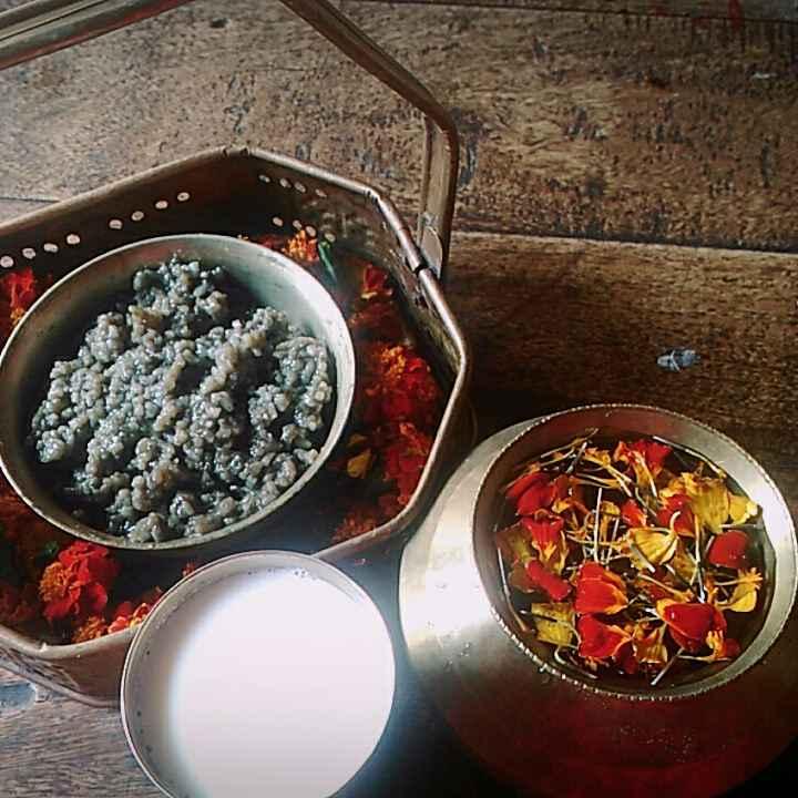 How to make Bakheer(Sugarcane juice pudding)