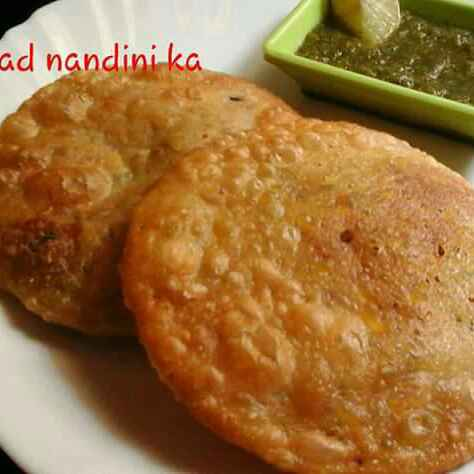 Photo of Urad Khasta Kachori by Nandini Rathore at BetterButter
