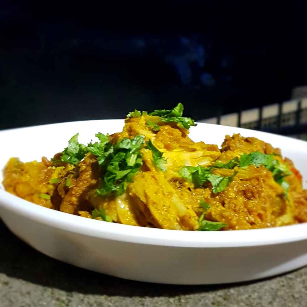 Photo of Vegetarian Mutton by Nandini Rathore at BetterButter