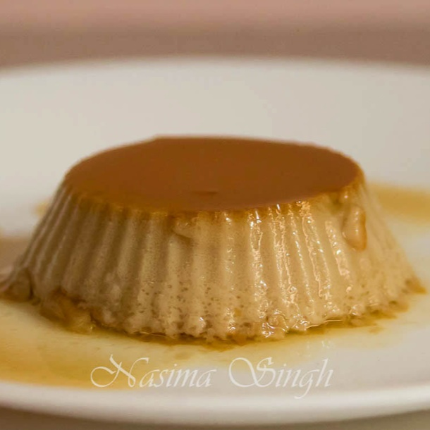 Photo of Coffee Creme Caramel by Nasima Singh at BetterButter