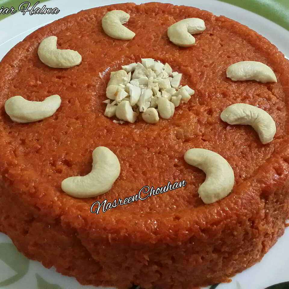 Photo of Gajar ka halwa by Nasreen Chouhan at BetterButter