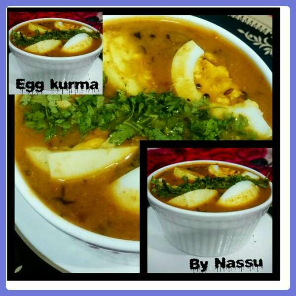 How to make Egg Khurma