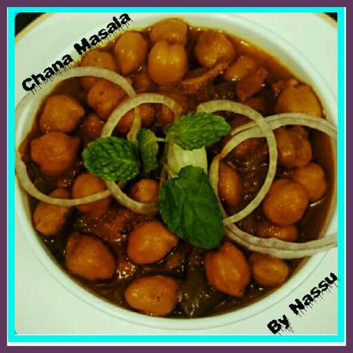 Photo of chana masala by Nassu , at BetterButter
