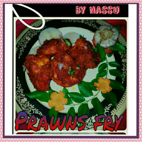 How to make Prawns fry