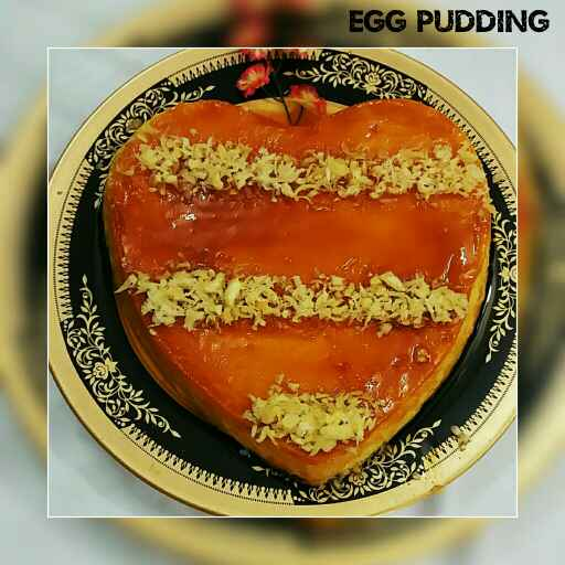 How to make Egg Pudding