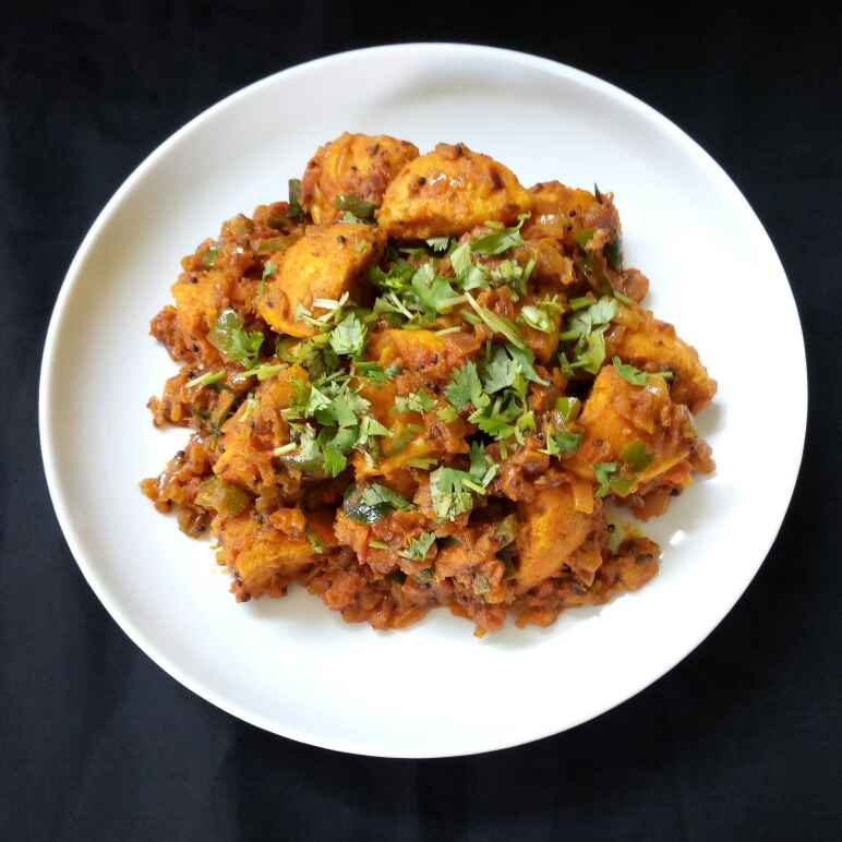 Photo of Masala fried idly by Navas Banu L at BetterButter