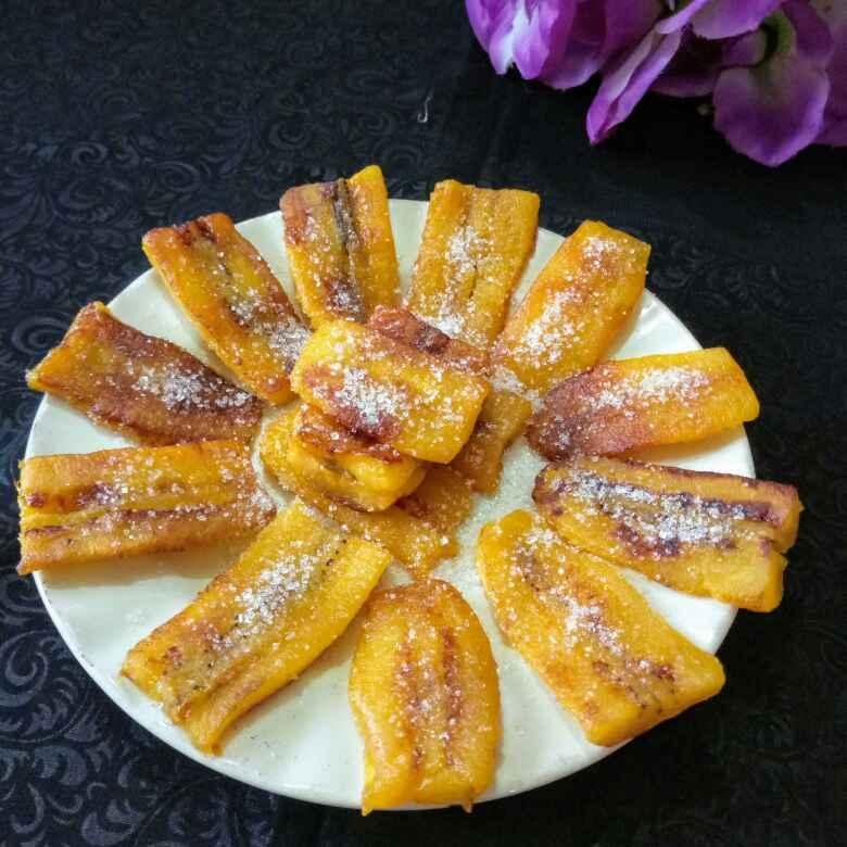 """Photo of """" Nentra pazham fry """" by Navas Banu L at BetterButter"""
