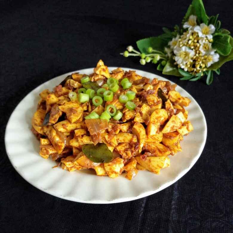 """Photo of """" Muttai vellai karu roast """" by Navas Banu L at BetterButter"""