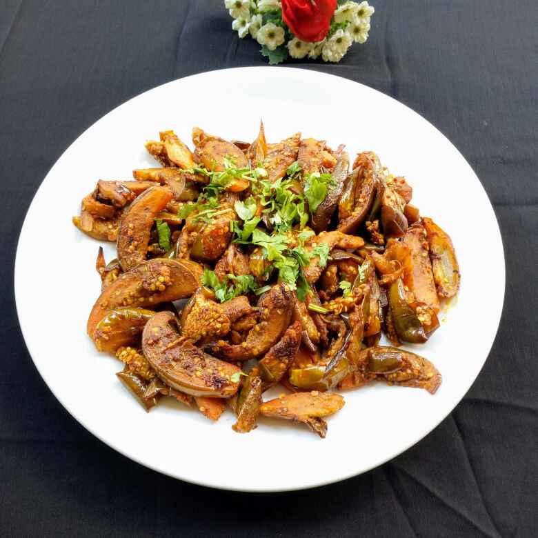Photo of Brinjal fry by Navas Banu L at BetterButter