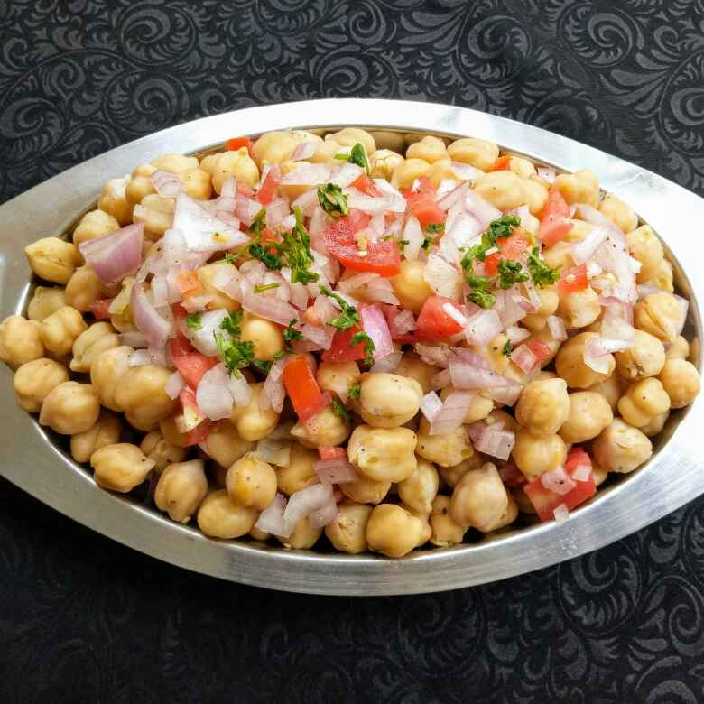 Photo of Channa chaat by Navas Banu L at BetterButter