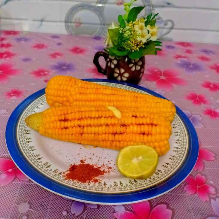 Photo of Boiled sweet corn by Navas Banu L at BetterButter