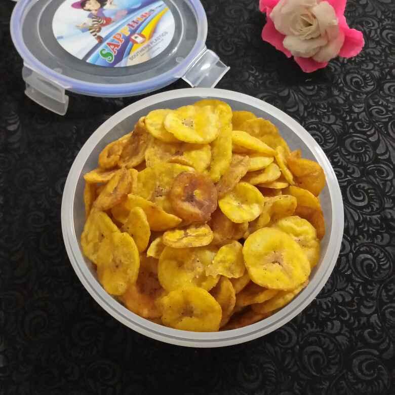 Photo of Banana Chips by Navas Banu L at BetterButter