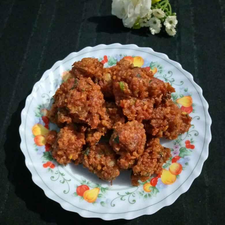 Photo of Rice Pakoda by Navas Banu L at BetterButter