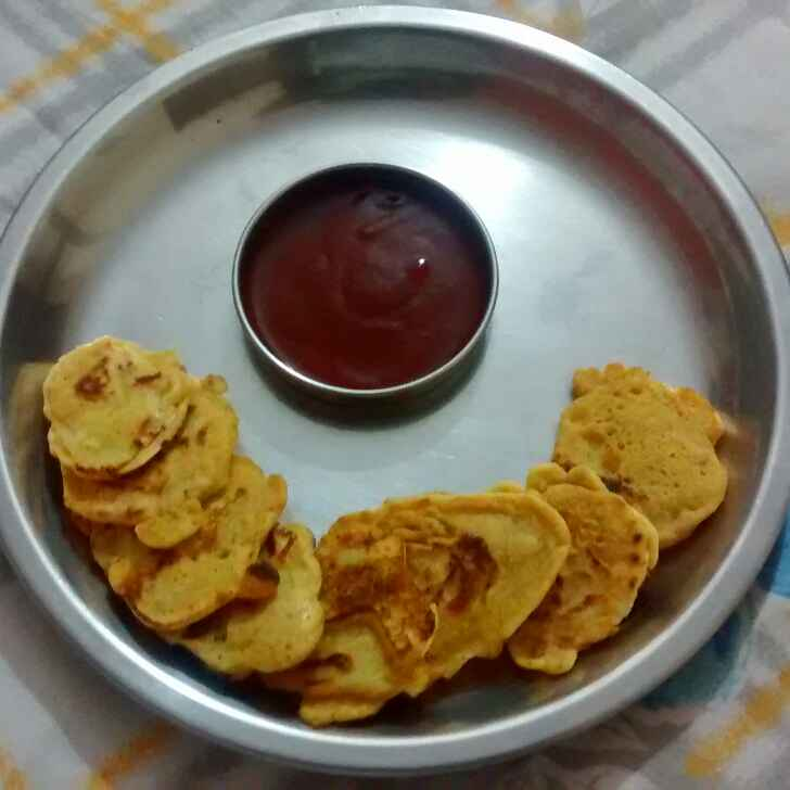 How to make Oil free Pakoda