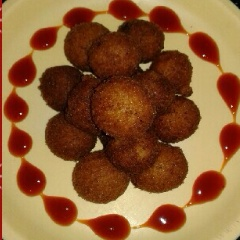 How to make Spicy Potato Nuggets/Balls