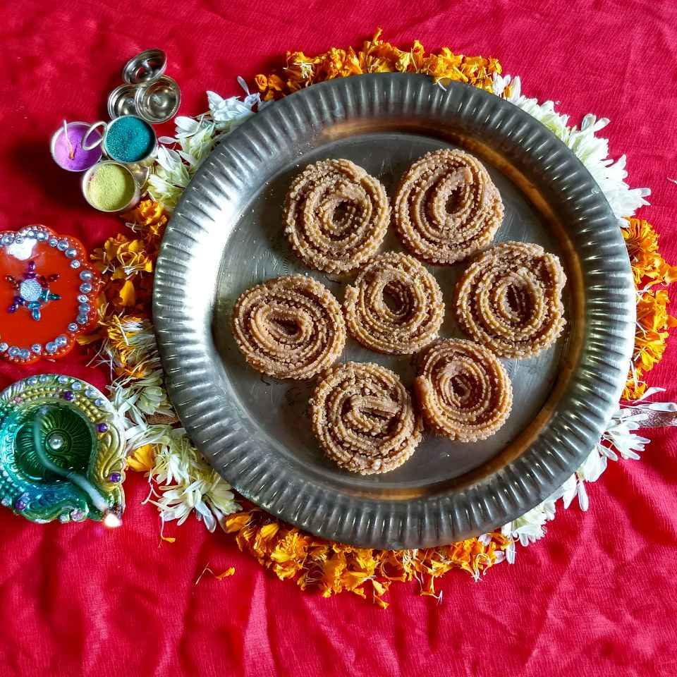 Photo of Instant and healthy Chakali by Nayana Palav at BetterButter