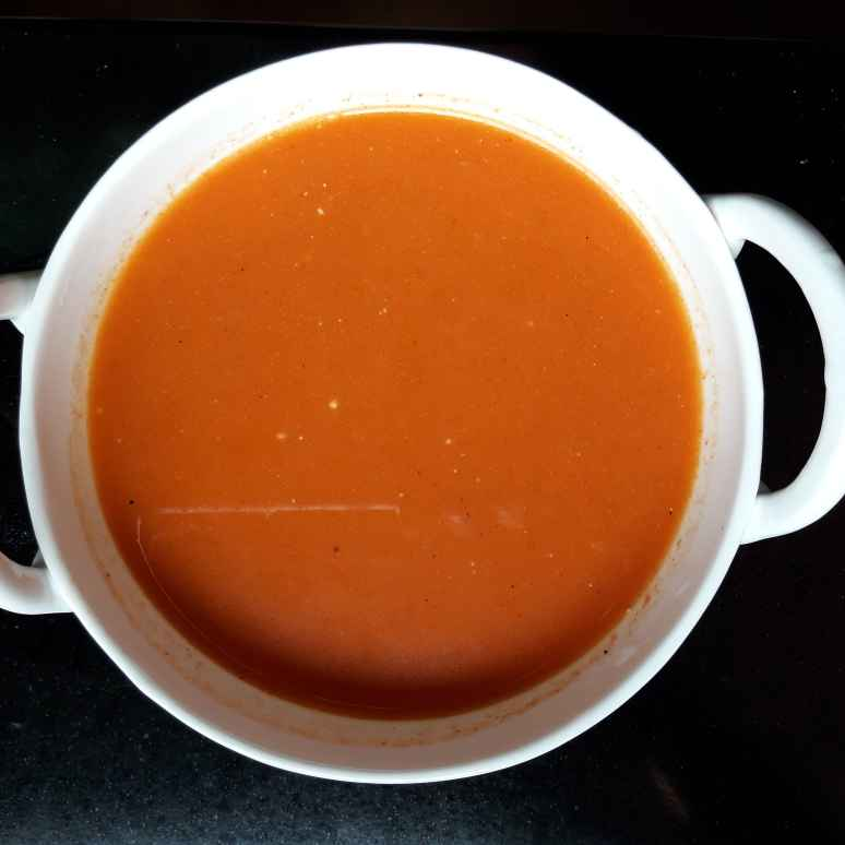 How to make Cream of Tomato Soup