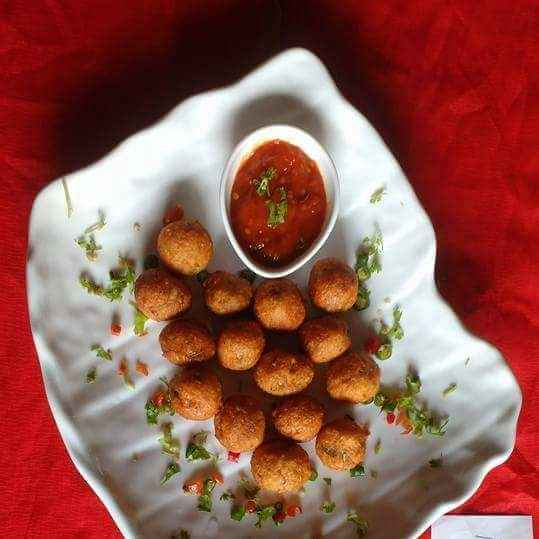 Photo of Schezwan Moong Popcorn by Nayana Palav at BetterButter