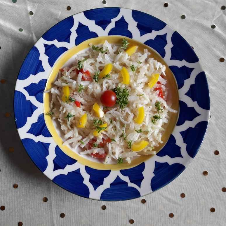Photo of Som Tam Salad (Thai Salad) by Nayana Palav at BetterButter