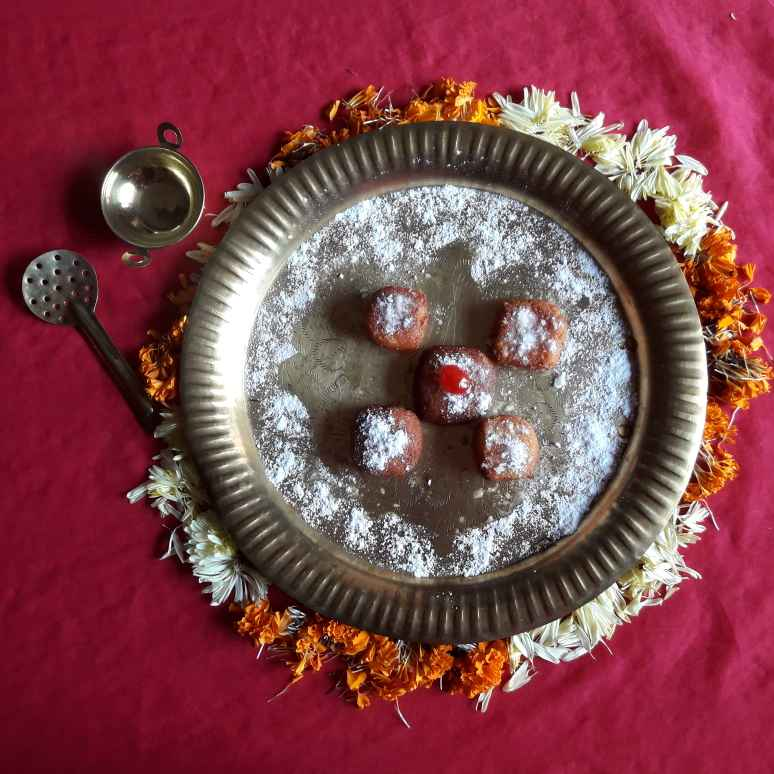 How to make Chitrakoot (Aunthetic Bengali Sweet)
