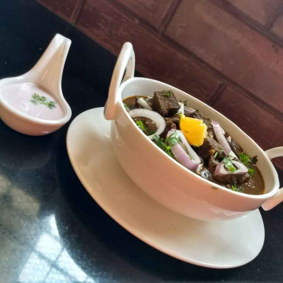 How to make Mutton liver Sagoti